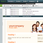 Nova versão do Webmail Horde, com suporte a dispositivos móveis.